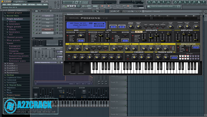 fl studio 11 download crack ita gratis