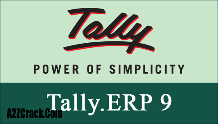 tally erp 9 crack  & crack it easy