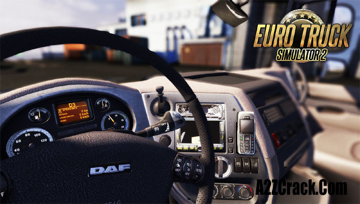 Euro Truck Simulator 2 Cd key