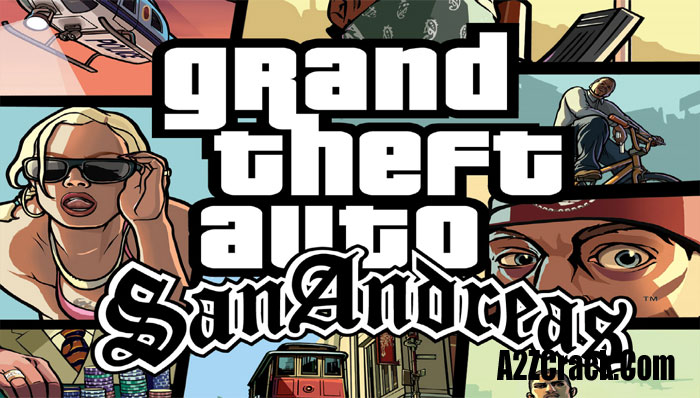 Gta san andreas crack indir torent