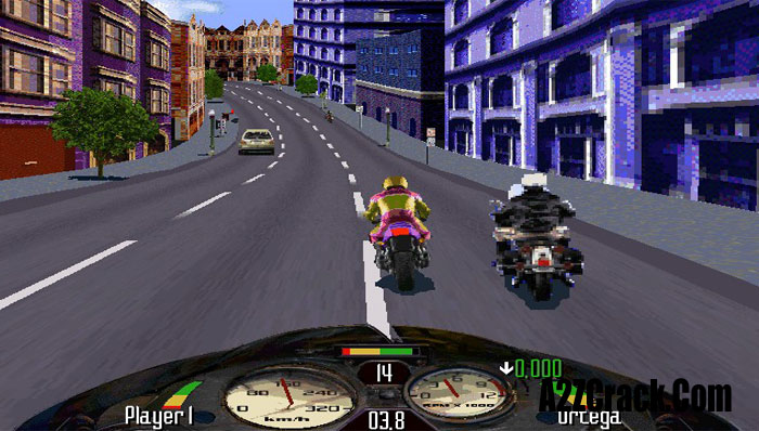 Bikes Road Rash Game Download While playing Road Rash Game