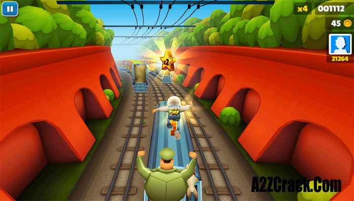 Download Subway Surfers on PC with BlueStacks