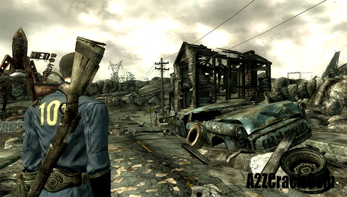 Fallout 3 unofficial patch