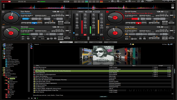 virtual dj pro 7.4 full version free download with crack