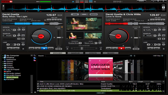 virtual dj pro macbook download