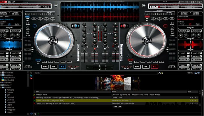 virtual dj 7 crack mac