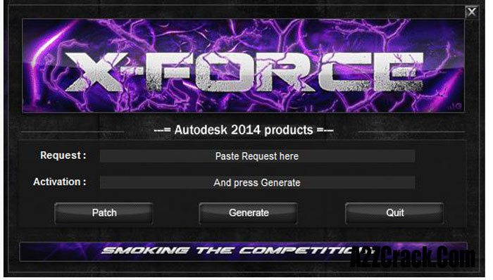 autocad 2014 xforce keygen 64 bit download