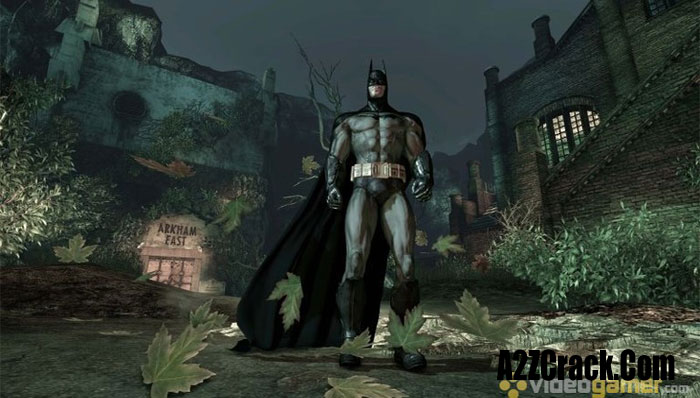 Batman Arkham Asylum Crack