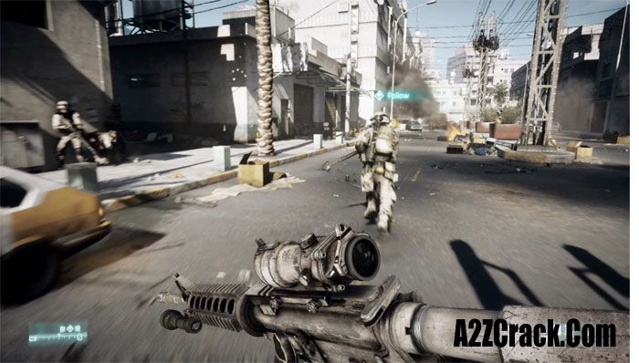 battlefield 3 pc multiplayer crack reloaded