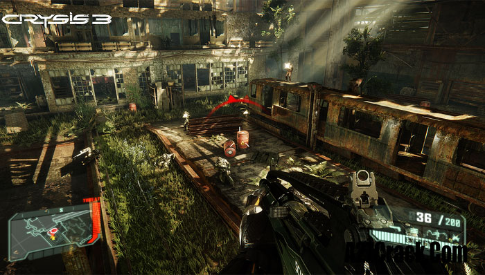 crysis 3 multiplayer crack no survey