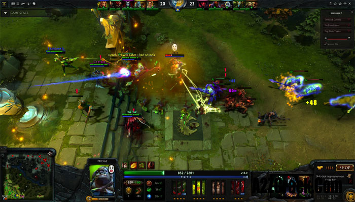 dota 2 patch version with latest 2015 updated