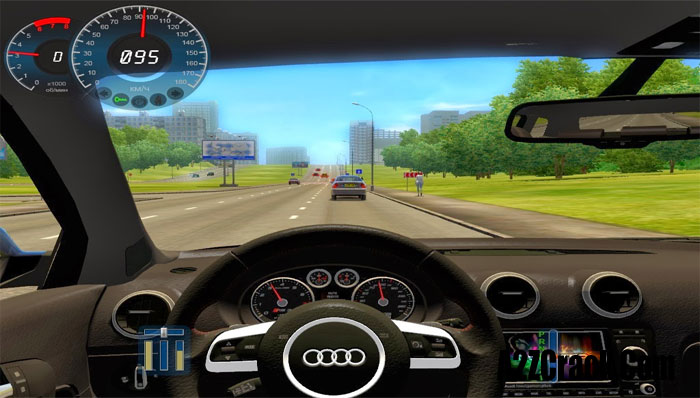City Car Driving   Free Download Full Version