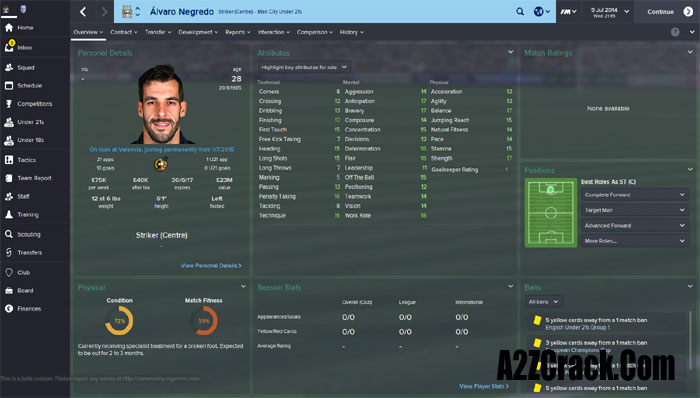 football manager 2015 crack