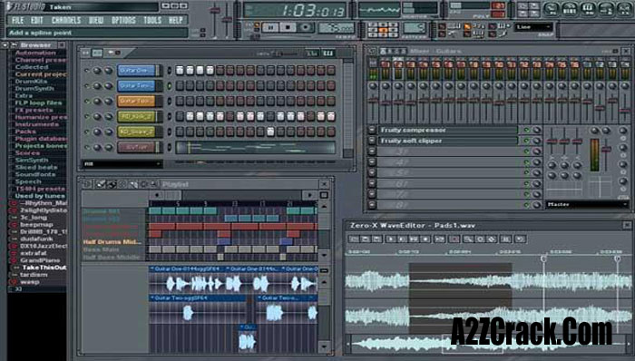 Fruity loops Crack Download 2015 Update Version