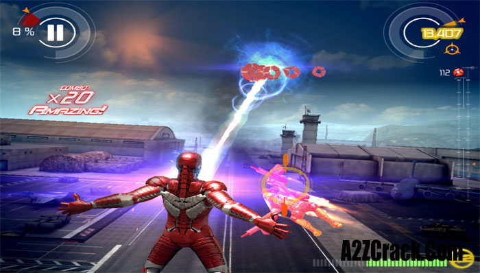 Iron Man Games 1 & 2 Fee Download By GM