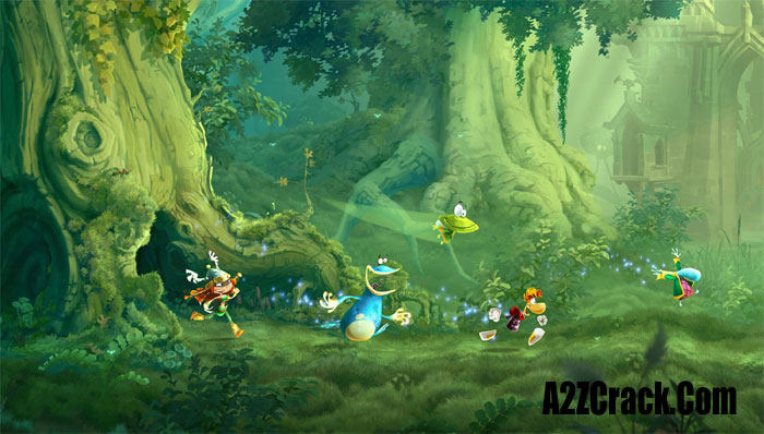 rayman legends reloaded crack only