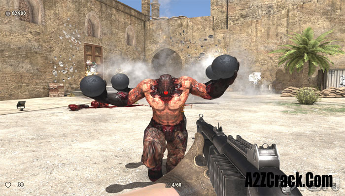 Serious Sam 3 Crack