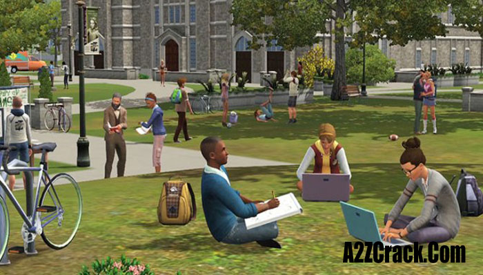 Game Fix / Crack: The Sims 3 v1635 All No-DVD FAS
