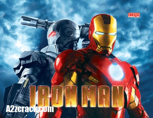 crack of iron man game