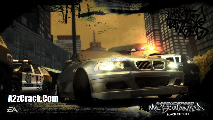 Need For Speed Most Wanted Black Edition Free Download By A2z