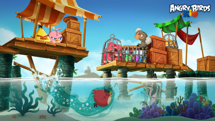 Angry Birds Rio PC Games Free Download