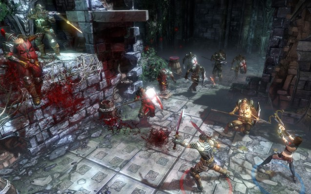 Blood Knights Free PC Games