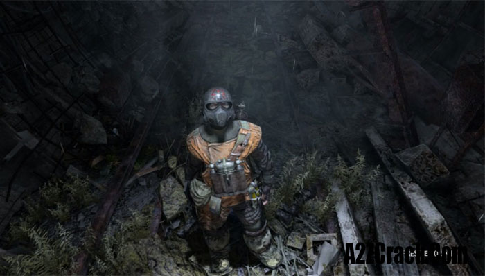 Metro Last Light Crack PC Game [Only Crack] Download