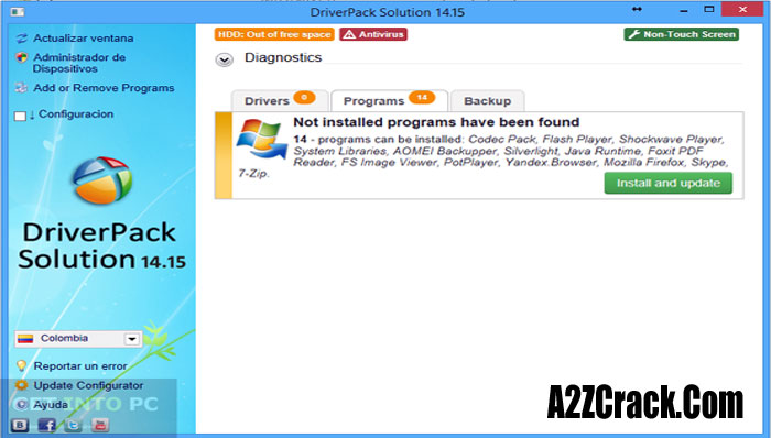 driverpack solution latest version download for windows 7