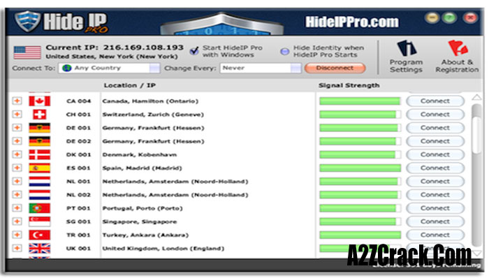 IP Hider Pro 5 Serial Key
