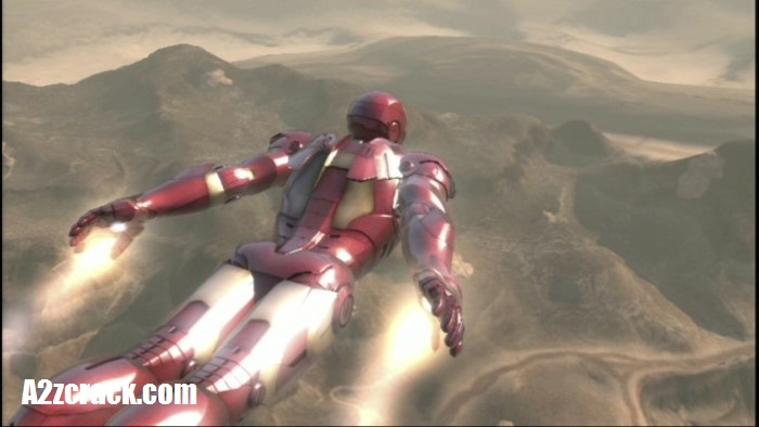 Iron Man Games For PC