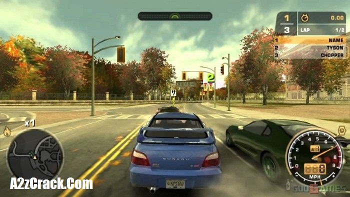 game nfs most wanted for pc free full version