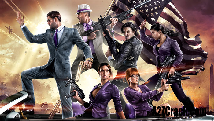 Saints Row 4 Crack