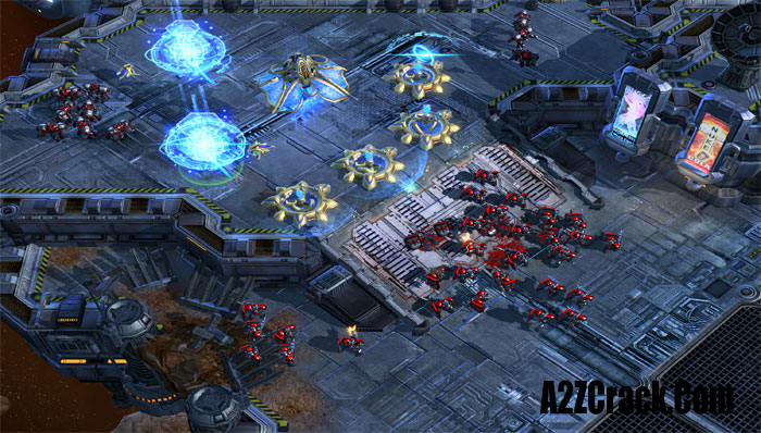 how to play cracked starcraft 2