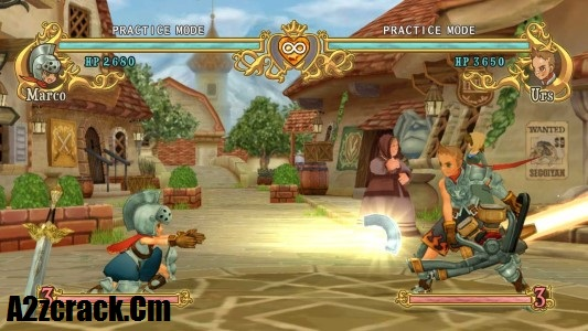 Battle Fantasia Free Download PC Game By A2zcrack