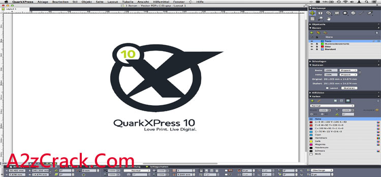 Quarkxpress 10 free download with crack for mac free