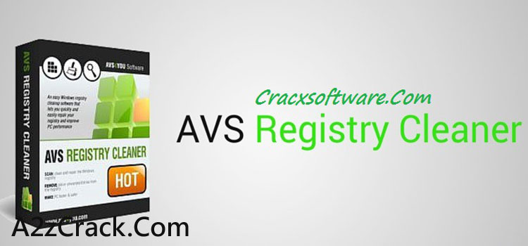 AVS Registry Cleaner Crack