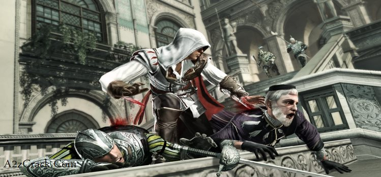 Assassin's Creed 2 Crack PC