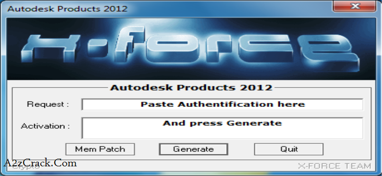 Autocad 2012 Keygen Download