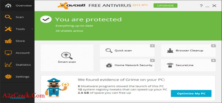 Avast Antivirus 2015 Activation Code