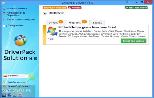 DriverPack Solution 15.11 ISO