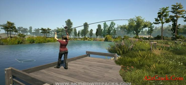 Euro Fishing PC Game Download