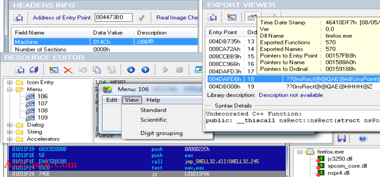 Dll File Reader Download With latest Update | A2zCrack
