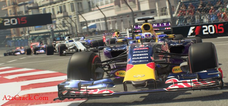 F1 2015 Crack Only Download