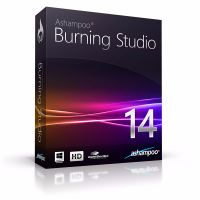 Ashampoo Burning Studio 14 Setup Downlaod
