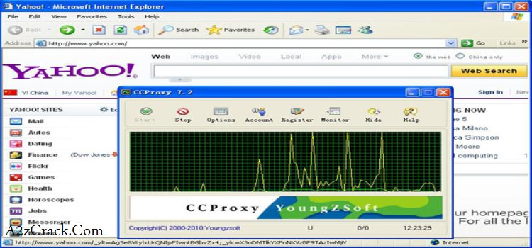 CCProxy Server Software