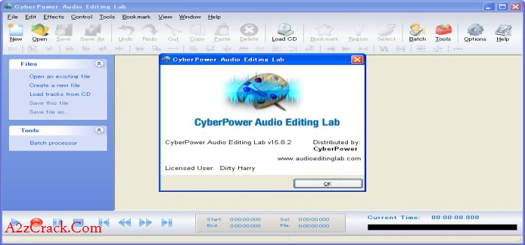CyberPower Audio Editing Lab 15 Serial