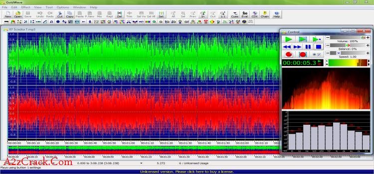 goldwave free download for windows 7 with crack