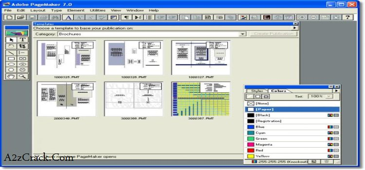 pagemaker software