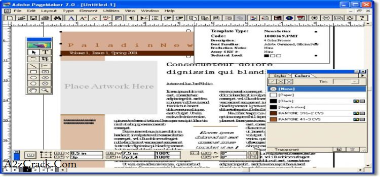 PageMaker Free Download