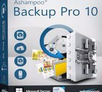 Ashampoo Backup Pro 10.01 Crack With Setup Download